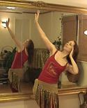 "PiperMethodTM Belly Dance Arm Positions ""Artemis Arms"""