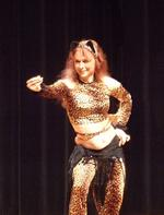 Dance Ensemble prowl to Piper's Stray Cat Strut Choreography 250