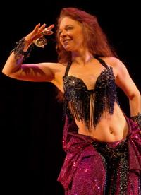 Piper's dramatic taqsim at Belly Dance Magic 2006 in Baltimore