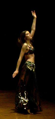 Leyla Fahada at Belly Dance Magic 2007